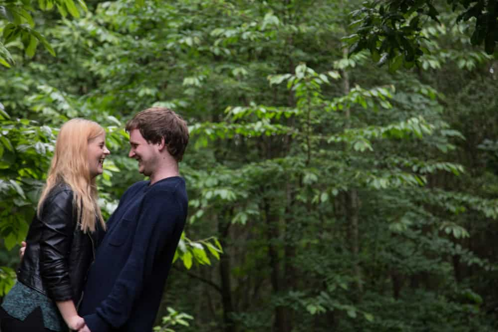 Essex Engagement Photography   Charlotte & Matt