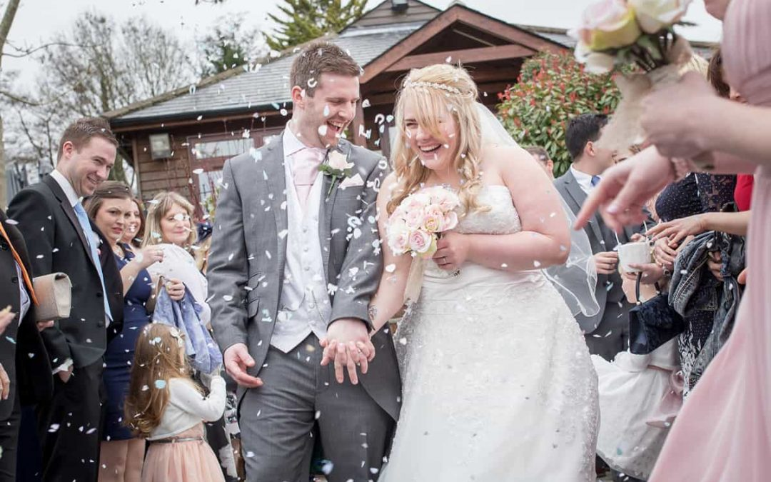 Coltsford Mill Wedding Photographer | Easter Wedding at Coltsford Mill