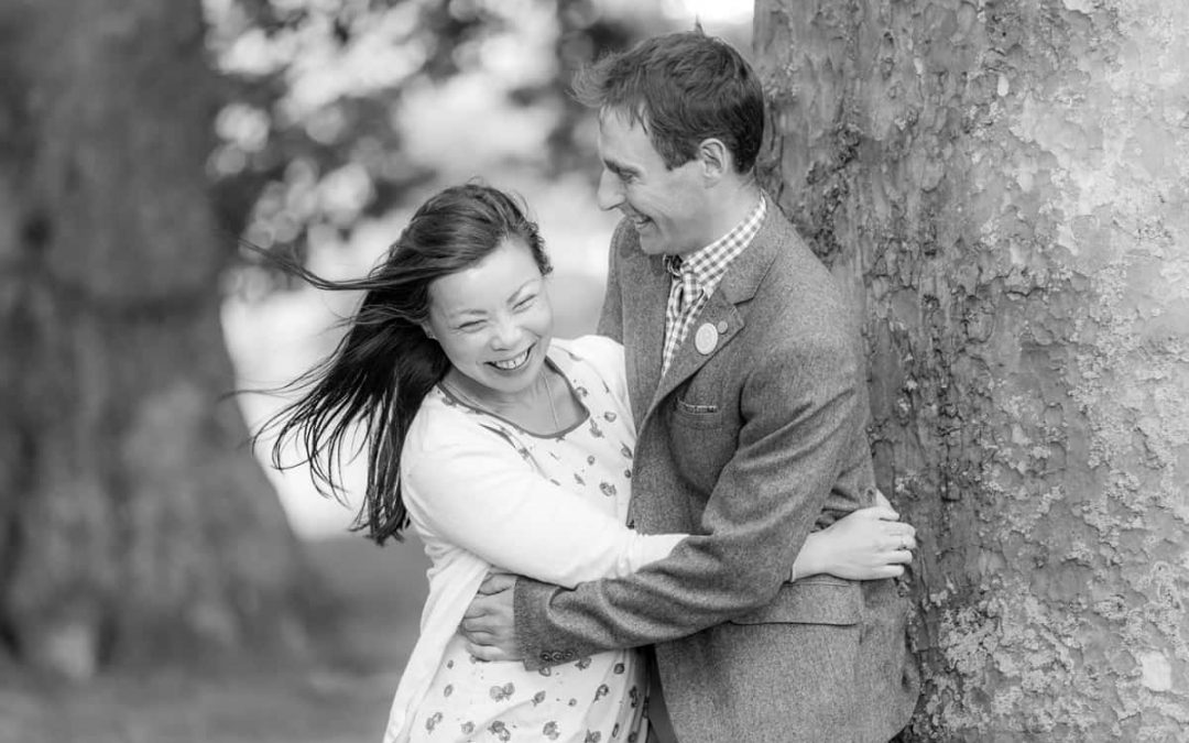 Hertfordshire Wedding Photographer | Tim & Ah-Lai's Engagement Shoot