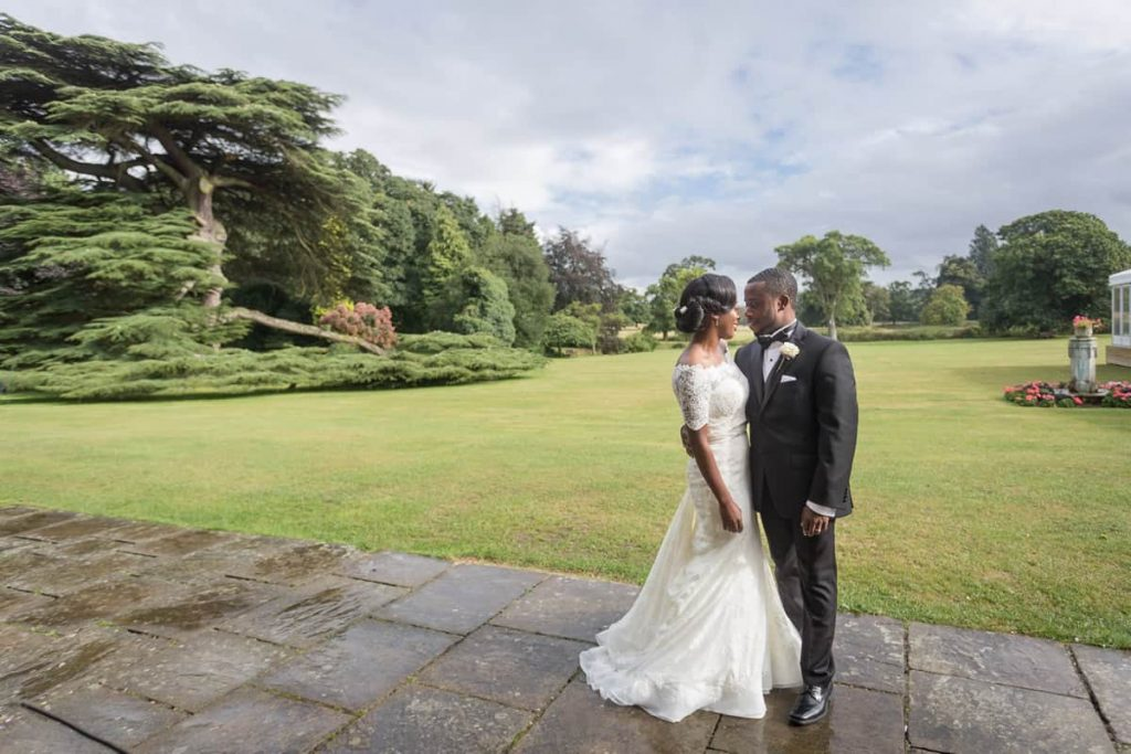 Abbey Wedding Buckinghamshire