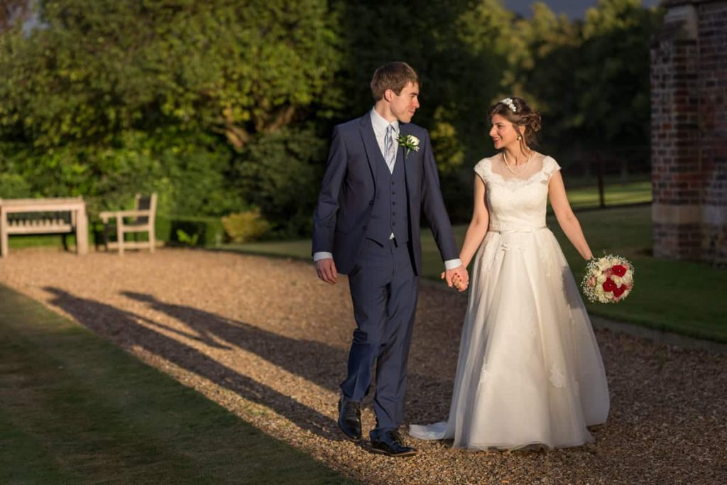 Traditional Manor House Wedding