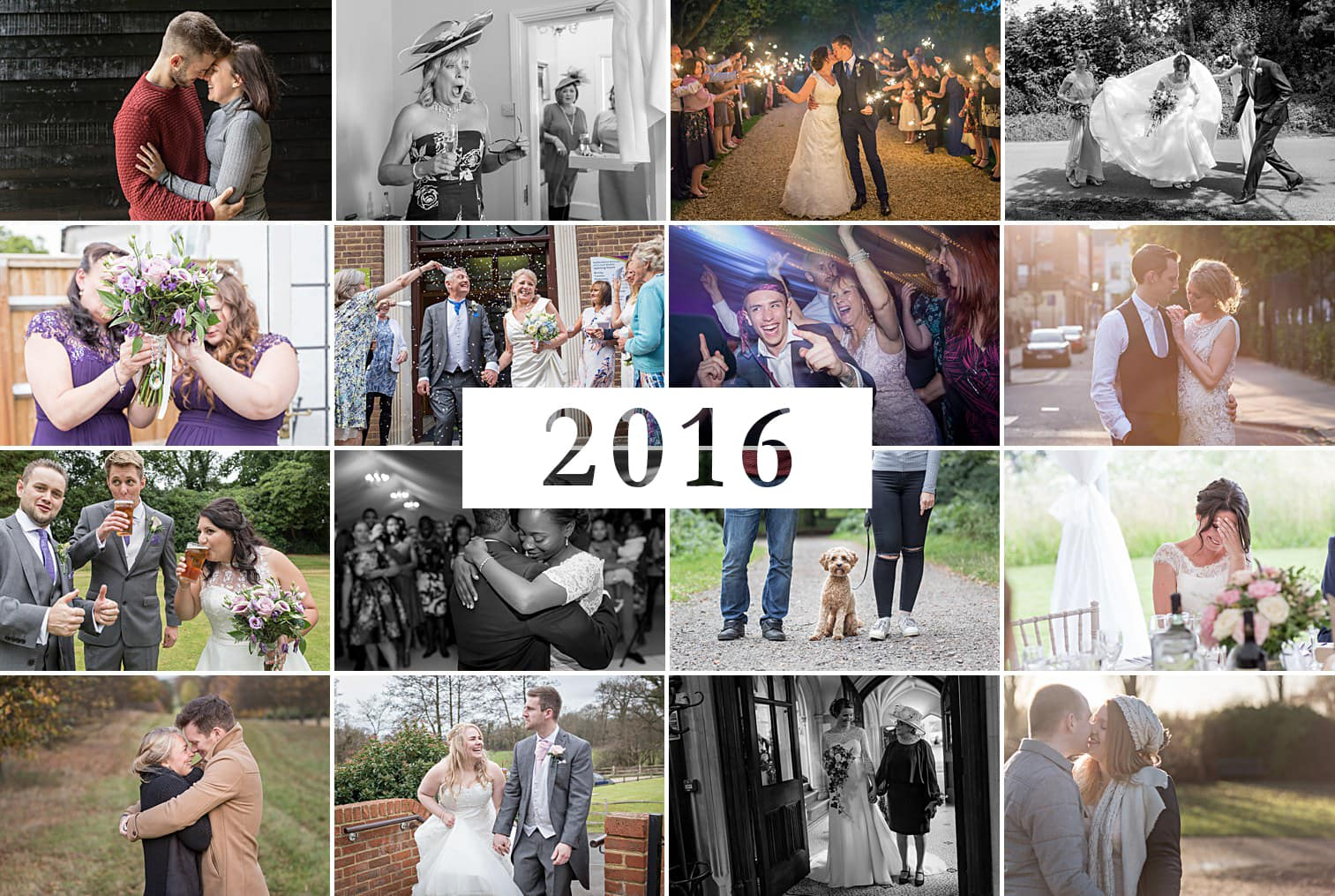 2016 Roundup | Hertfordshire Wedding Photographer