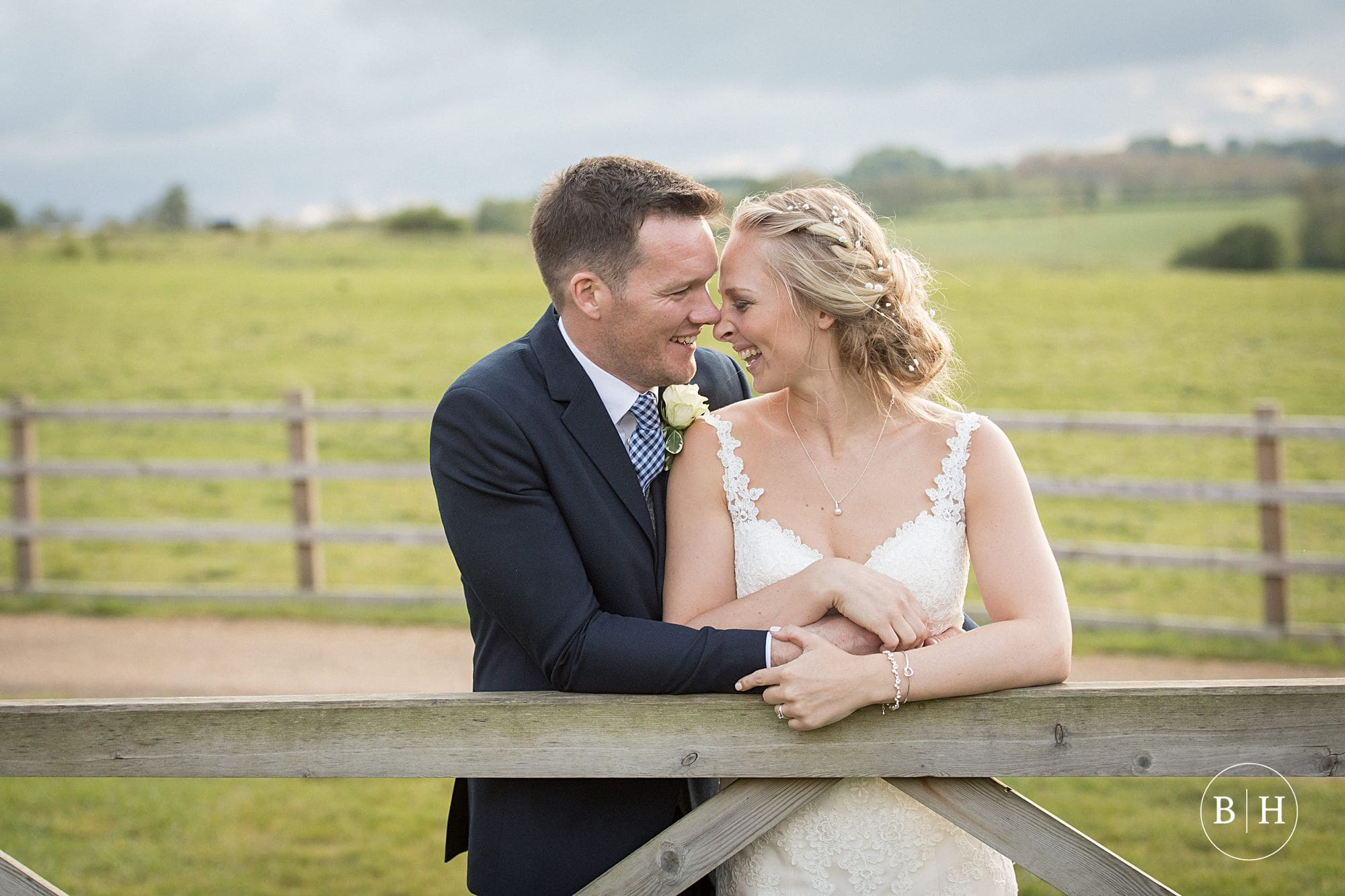 Wedding Couple at Dodford Manor Wedding Photographer