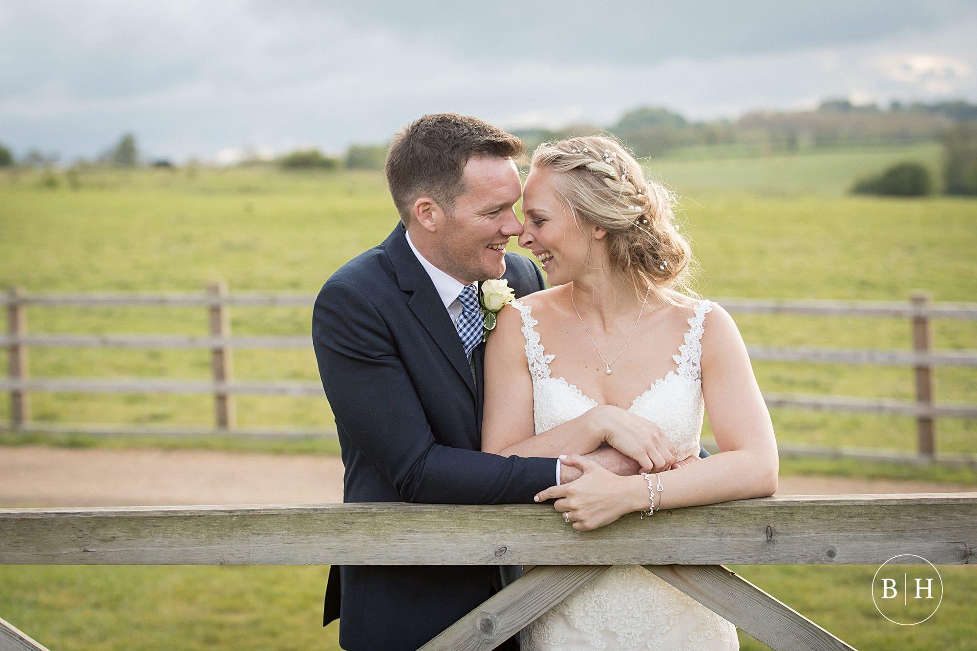 Wedding Couple at Dodford Manor Wedding Photographer