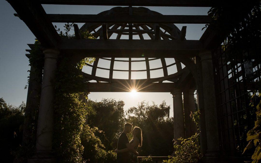 Lucy & Chris | Hampstead Pergola Wedding Photographer