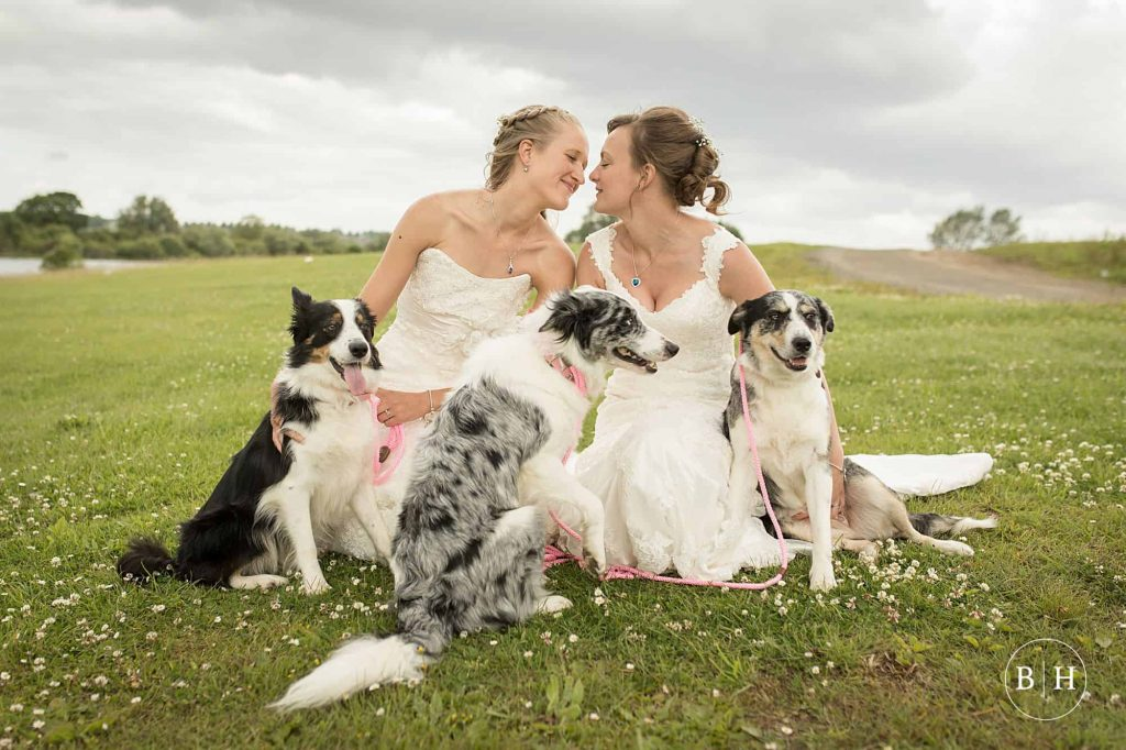 Grendon Lakes Wedding