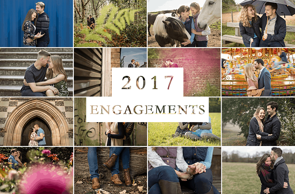 2017 Engagement Photography | Best Engagement Photography