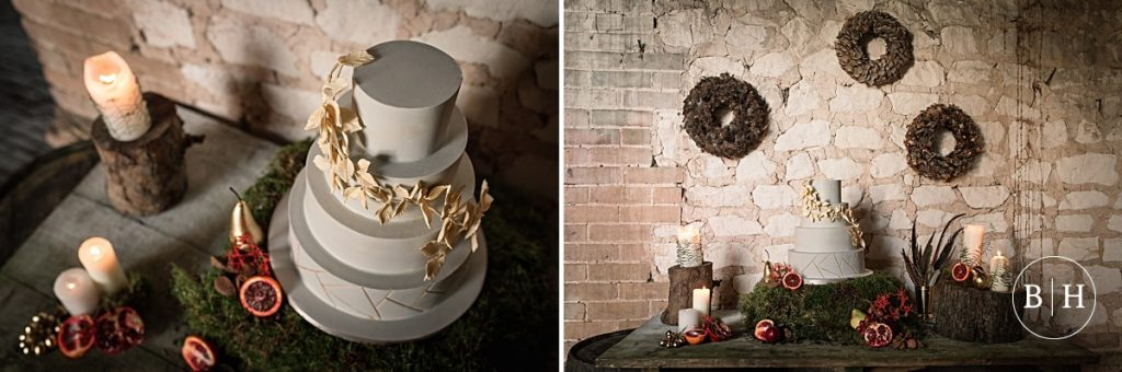 Tribal Wedding Cake taken by Becky Harley Photography