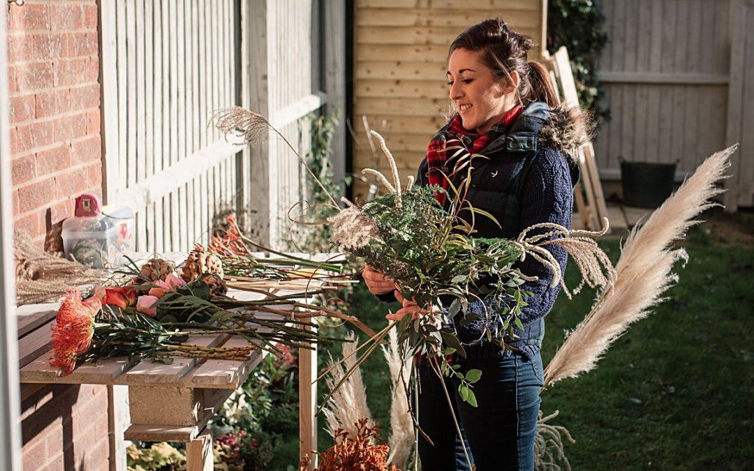 Supplier Spotlight   Q&A with Cambridgeshire Florist Feather & Ferns