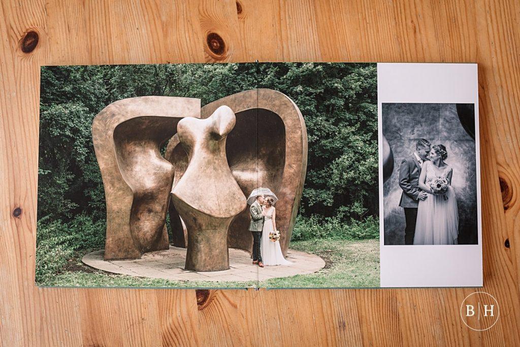 Fine Art Album Flushmount Becky Harley Photography