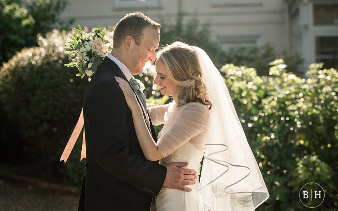 Elegant Country House Wedding at Morden Hall in London – Sophy & Julian