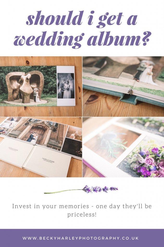 Wedding Advice - Should I get a wedding album?