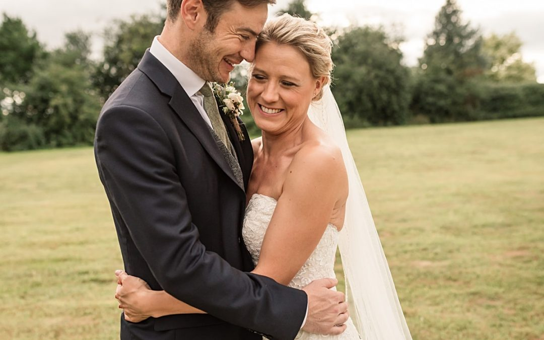 Romantic Country House wedding at Pendrell Hall in the West Midlands – Dominique & Nick