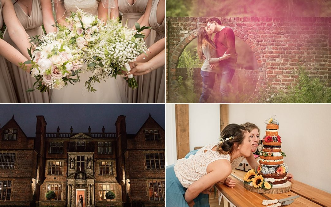 My Top Five Instagram Posts This Month | Best Wedding Photos in May 2018