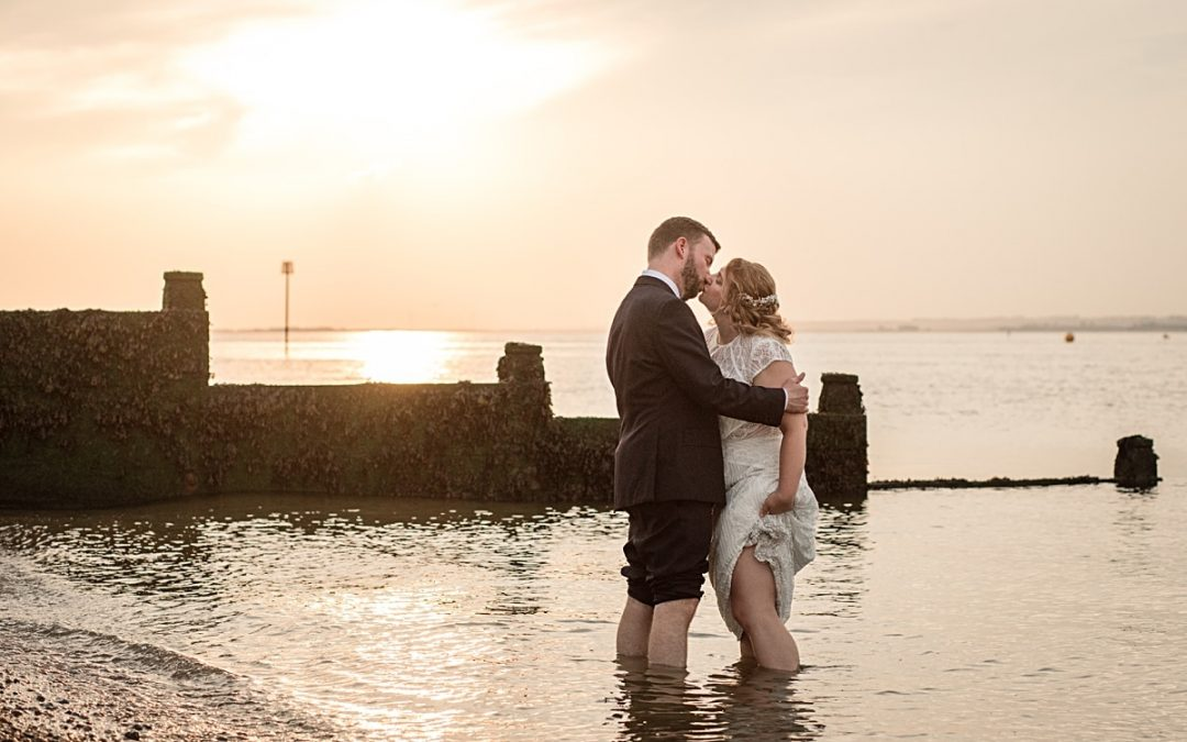 Quirky beach-side wedding in Whitstable – Whitstable Wedding Photographer