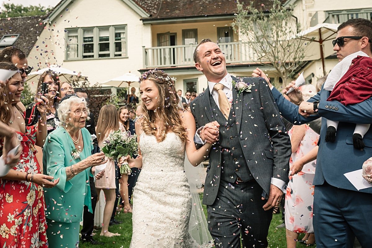 7 Top Tips for Wedding Confetti - Get the Best Confetti Photos Ever