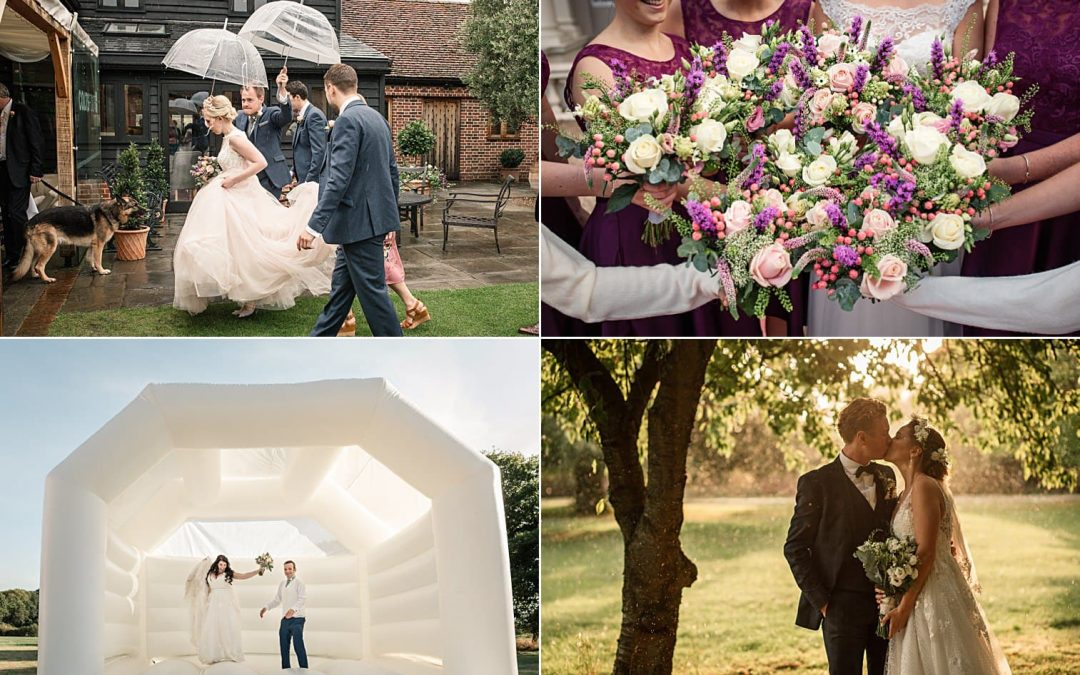 My Top Five Instagram Posts This Month | Best Wedding Photos in August 2018