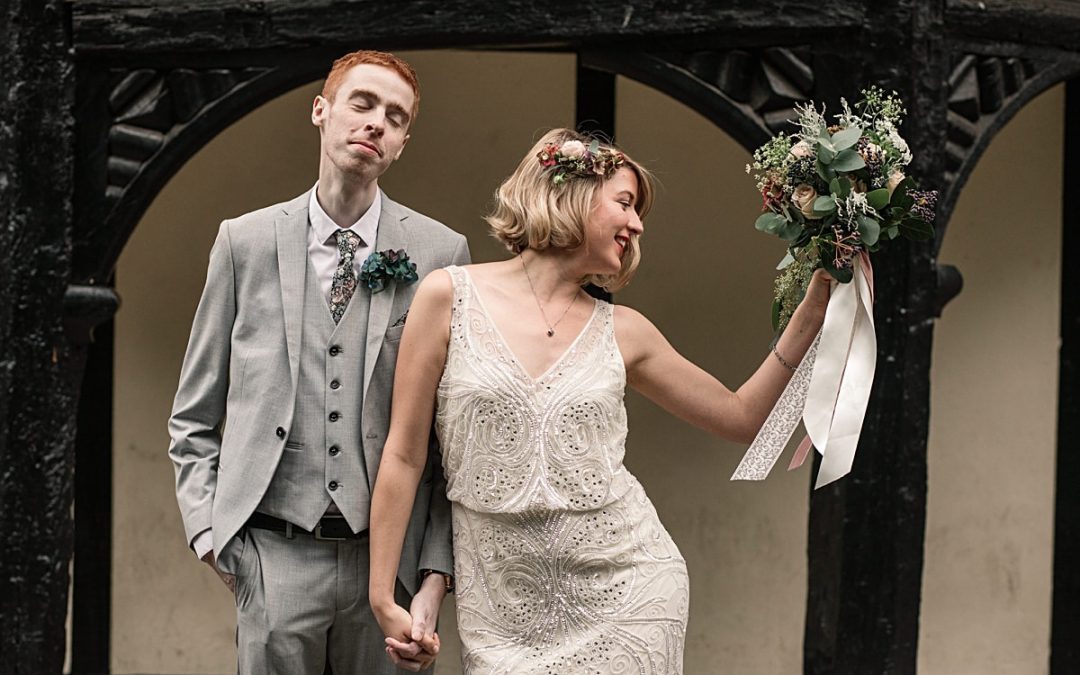 Soho Union Club Wedding in London – Chloe and Sam