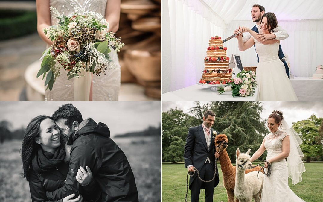 My Top Five Instagram Posts This Month | Best Wedding Photos in September 2018