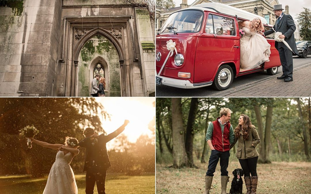 My Top Five Instagram Posts This Month | Best Wedding Photos in November 2018