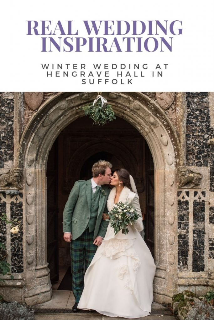 331aa2f27 Gorgeous Wintery Hengrave Hall Wedding in Suffolk – Sophia and David ...