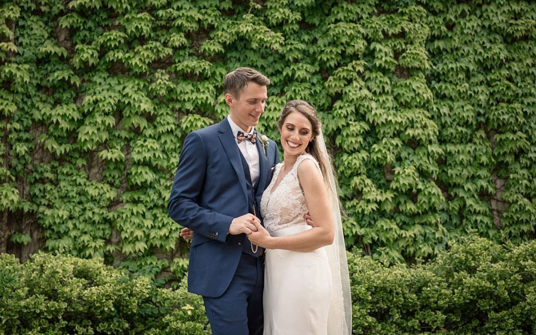 Elegant Down Hall wedding in Essex – Emily and Ian