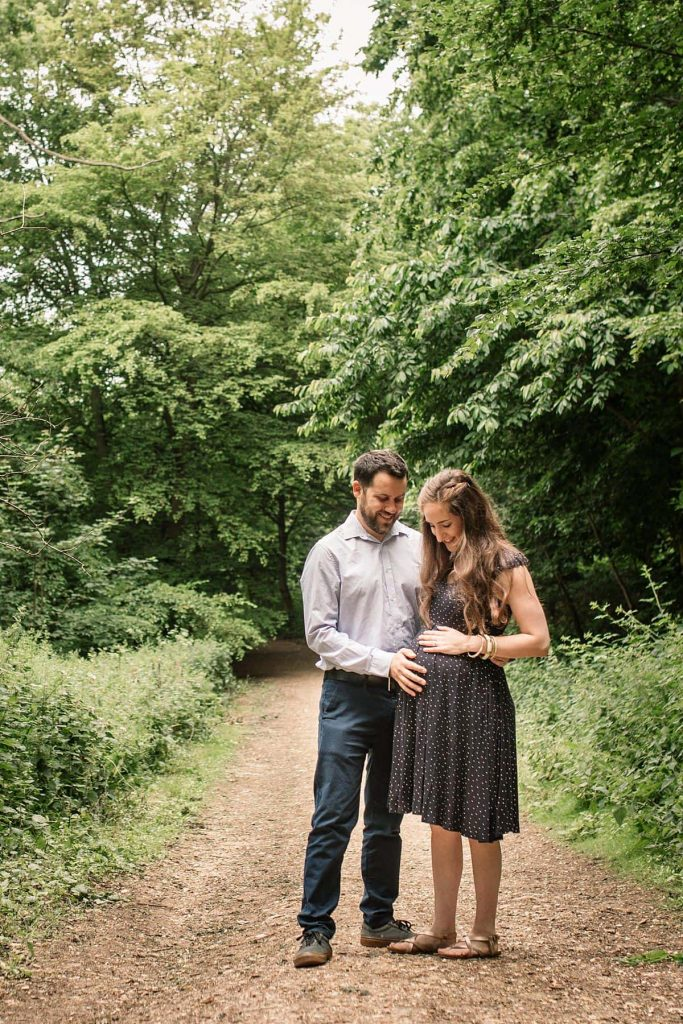 maternity photographs taken by becky harley photography