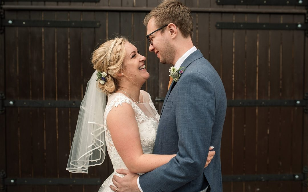 Summer Milling Barn Wedding in Hertfordshire – Laura and Tom