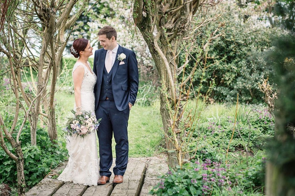 South Farm wedding in Spring taken by Becky Harley Photography