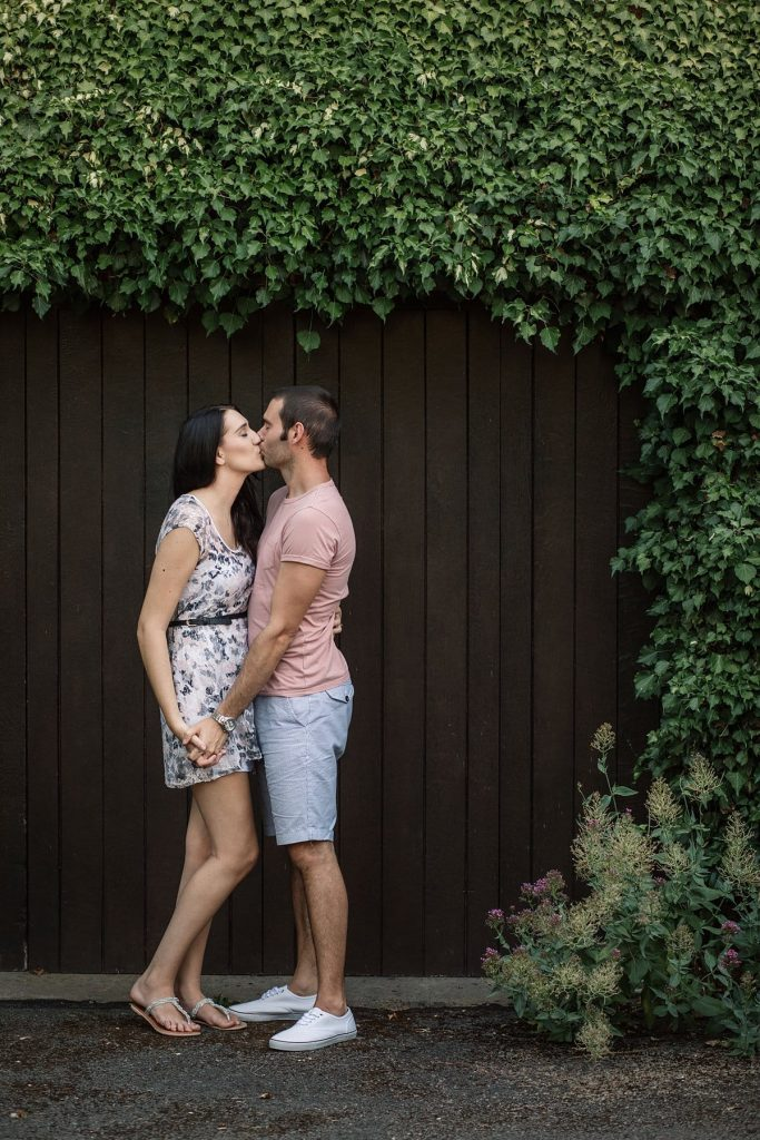 Engagement Shoot at Cheslyn House and Gardens taken by Becky Harley Photography