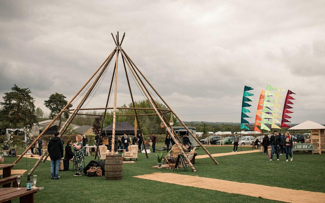 The Rustic Wedding Show 2019 – Lattenbury Hill Weddings