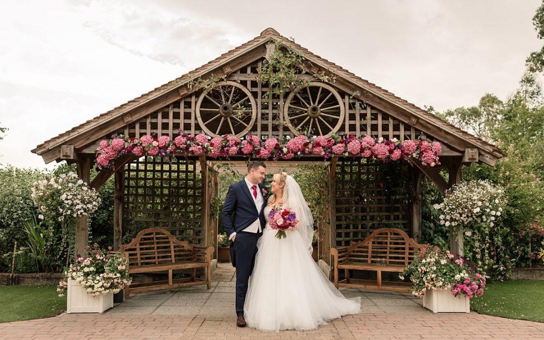 Sunny flower filled Maiden's Barn Wedding in Essex – Hannah & Ben