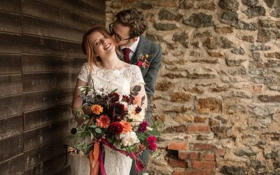 Autumnal Dodmoor House Wedding in Northampton – Chloe and Will