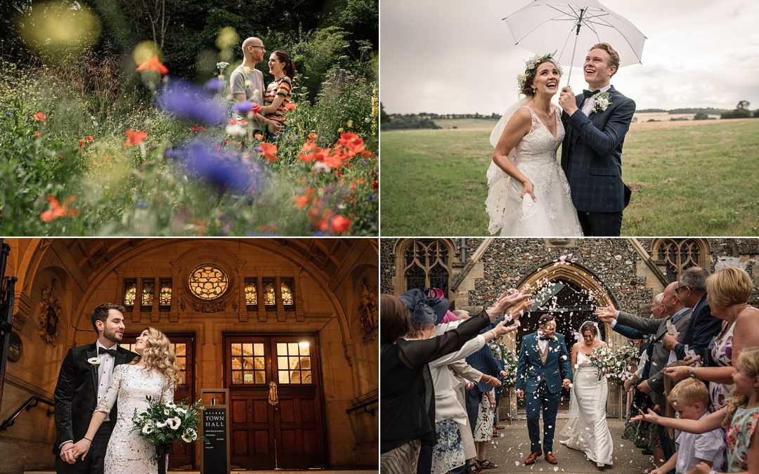 My Top Five Instagram Posts This Month | Best Wedding Photos in July 2019