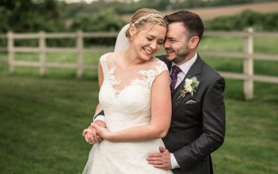 Relaxed and Rustic Wedding at Milling Barn – Clare & Drew