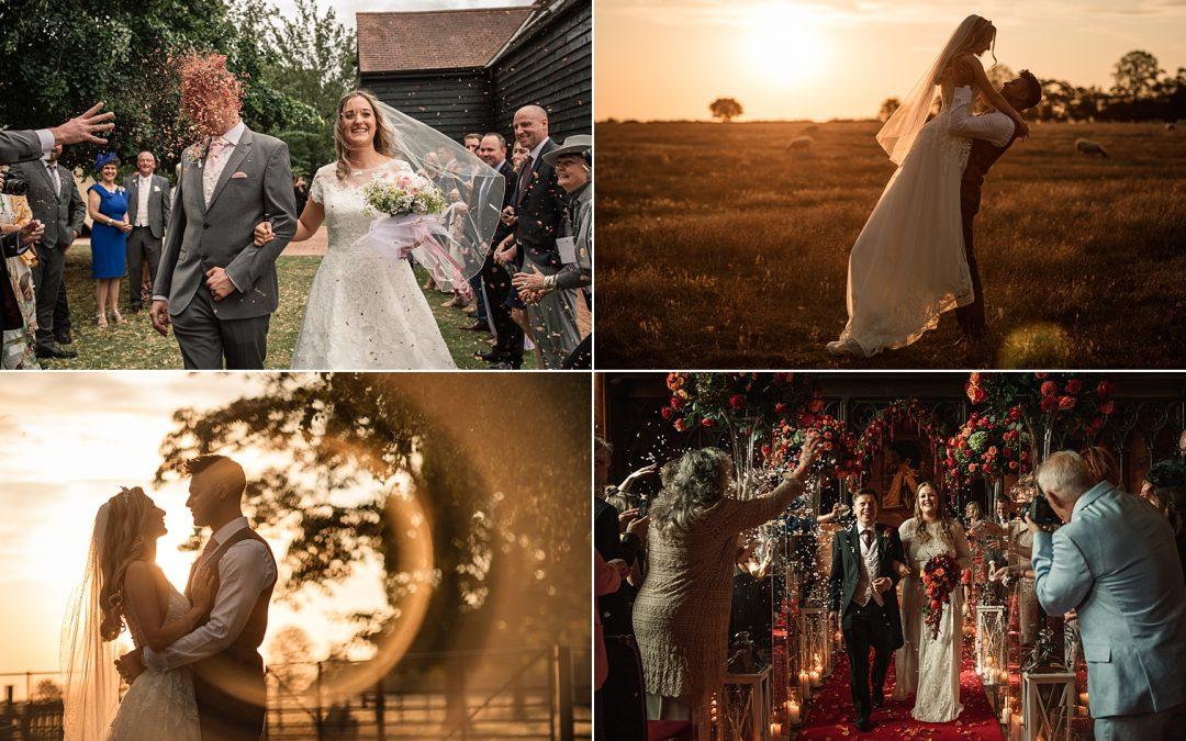 My Top Five Instagram Posts This Month | Best Wedding Photos in September 2019