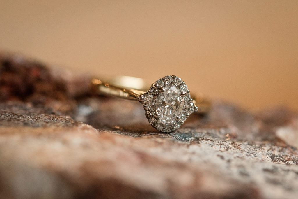 Ethical Jewellery Cred Jewellery Aurora Engagement Ring taken by Becky Harley Photography