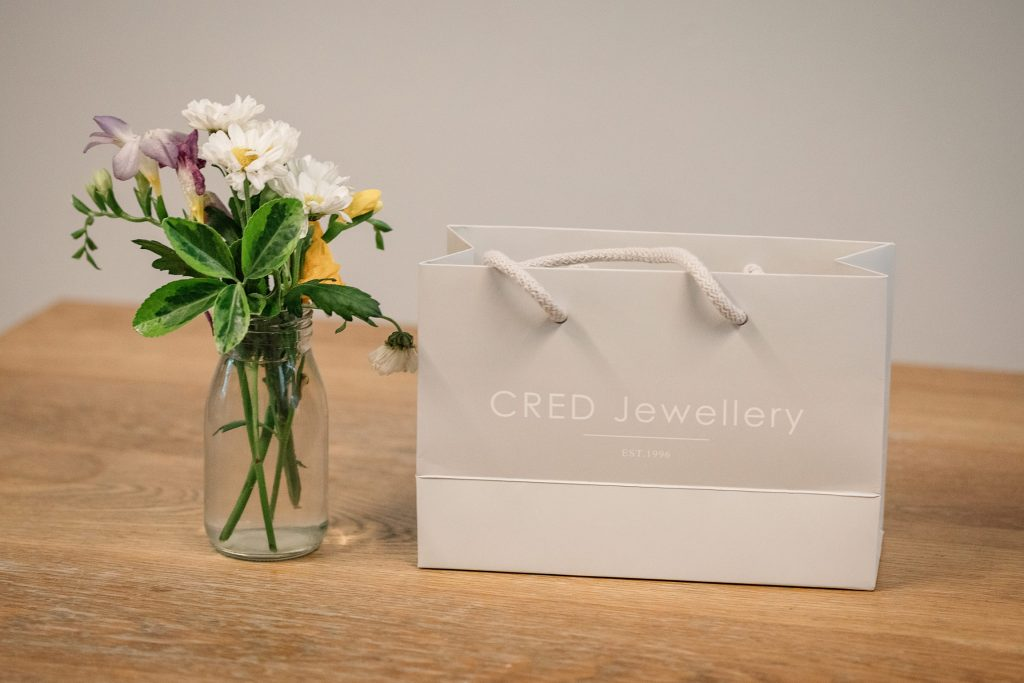 Cred Jewellery Ethical Sustainable Jewellery taken by Becky Harley Photography