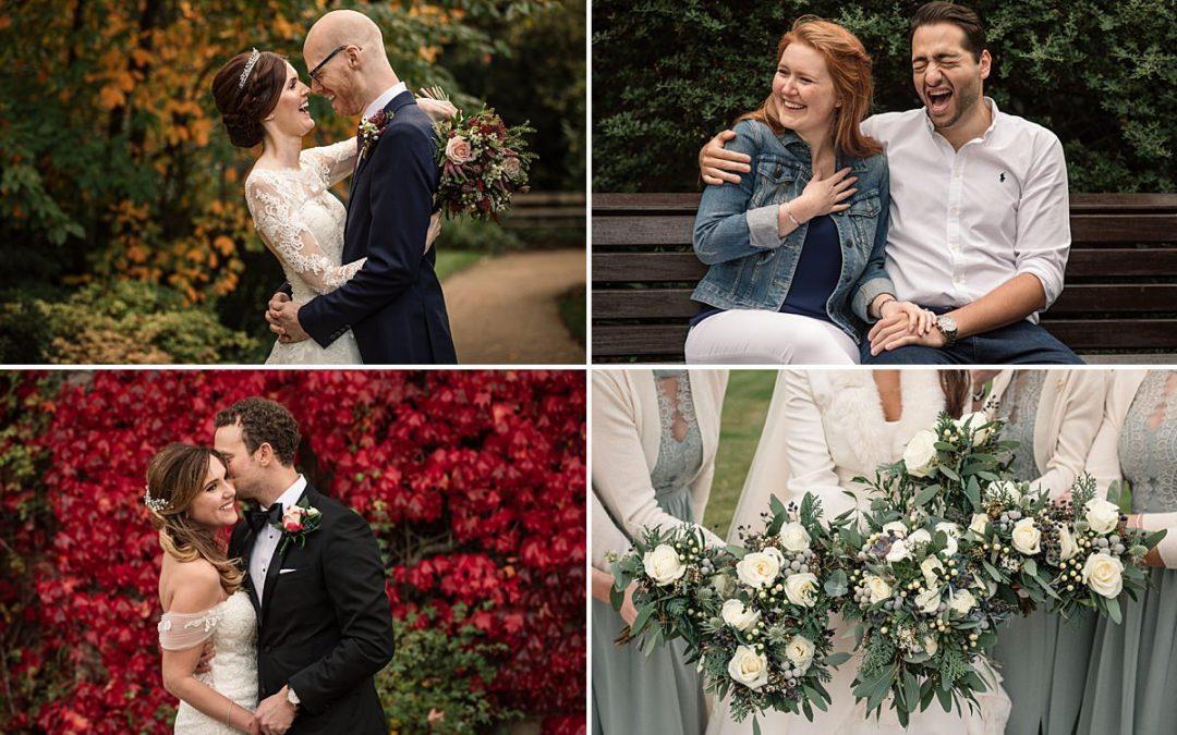 My Top Five Instagram Posts This Month | Best Wedding Photos in October 2019