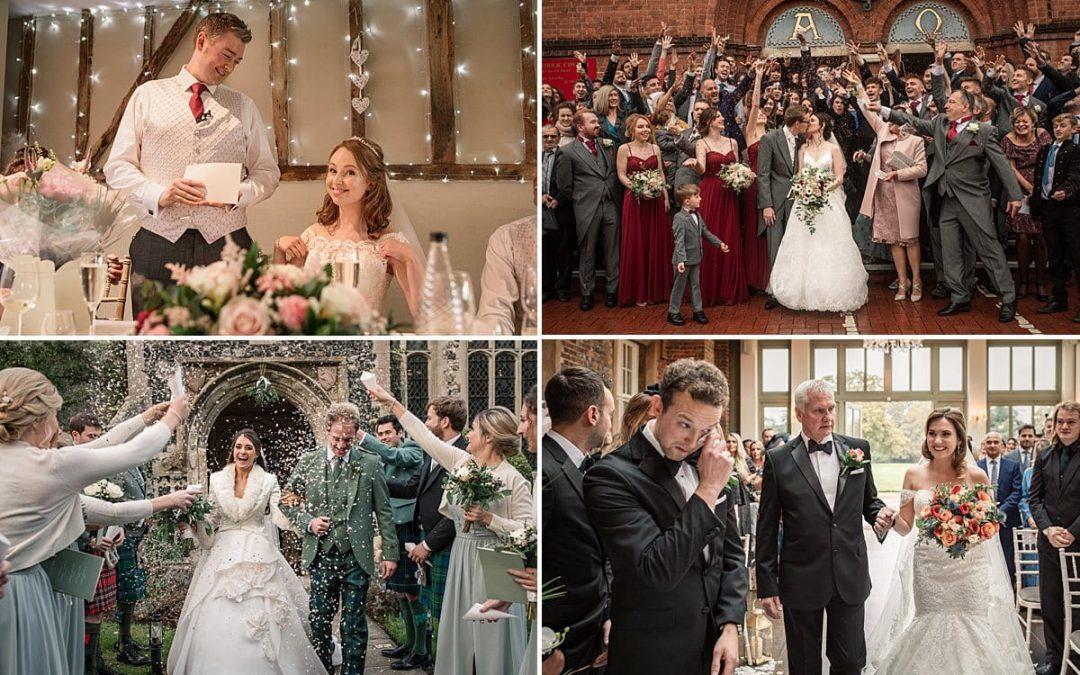 My Top Five Instagram Posts This Month   Best Wedding Photos in November 2019