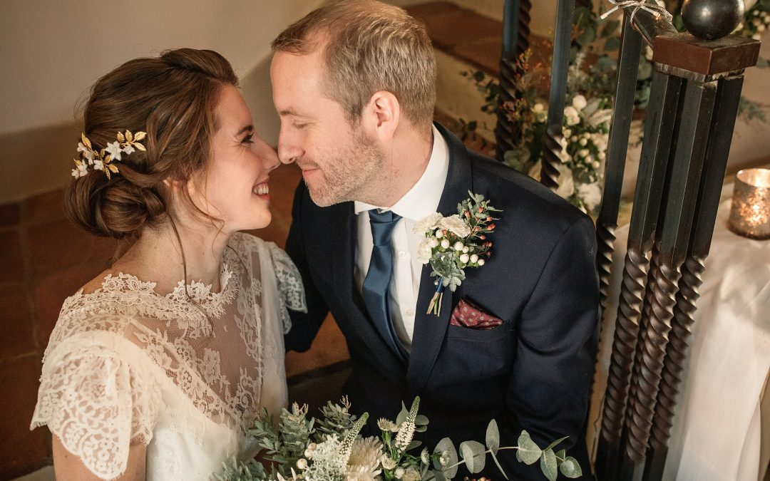 Festive Styled Shoot at Coltsfoot – Winter Wedding Inspiration