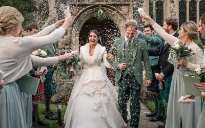 Top Tips For Planning A Winter Wedding