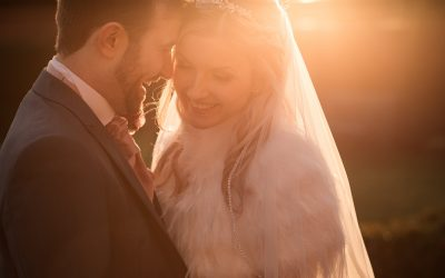 A ROMANTIC FESTIVE WEDDING IN HERTFORDSHIRE – JESSICA AND BARRY