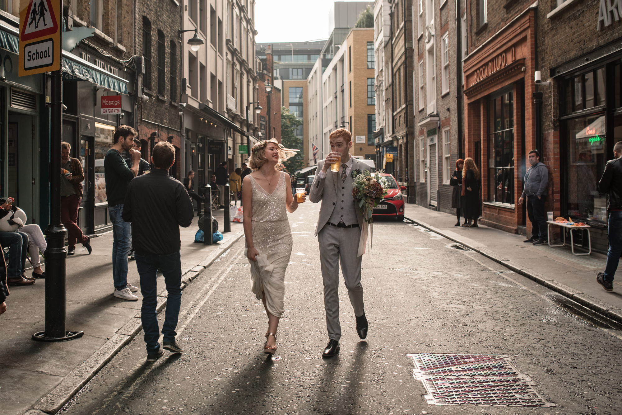 Choosing a wedding venue in London