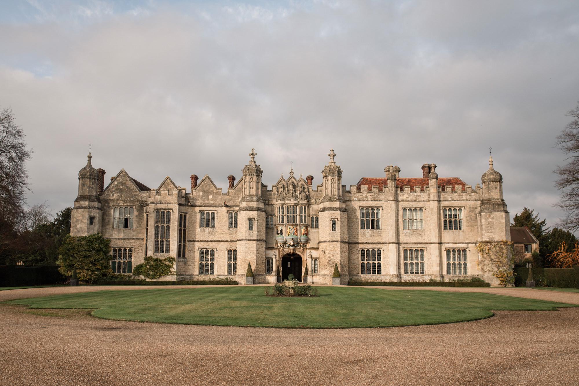 Choosing a manor house venue