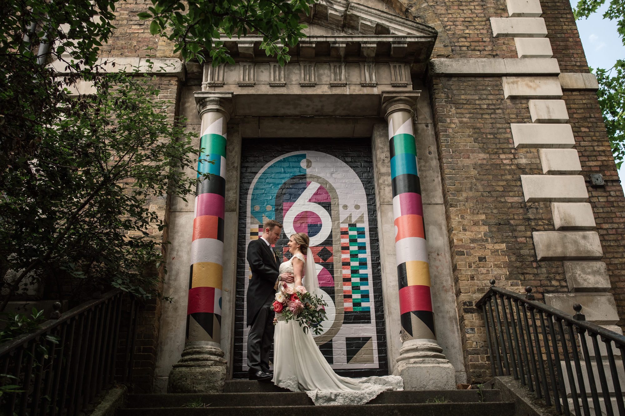 Crypt On The Green Clerkenwell Wedding