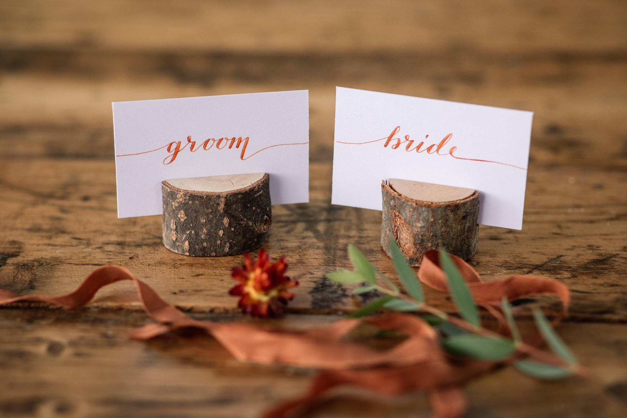 Wedding Stationery Styled Suffolk barn Wedding Shoot