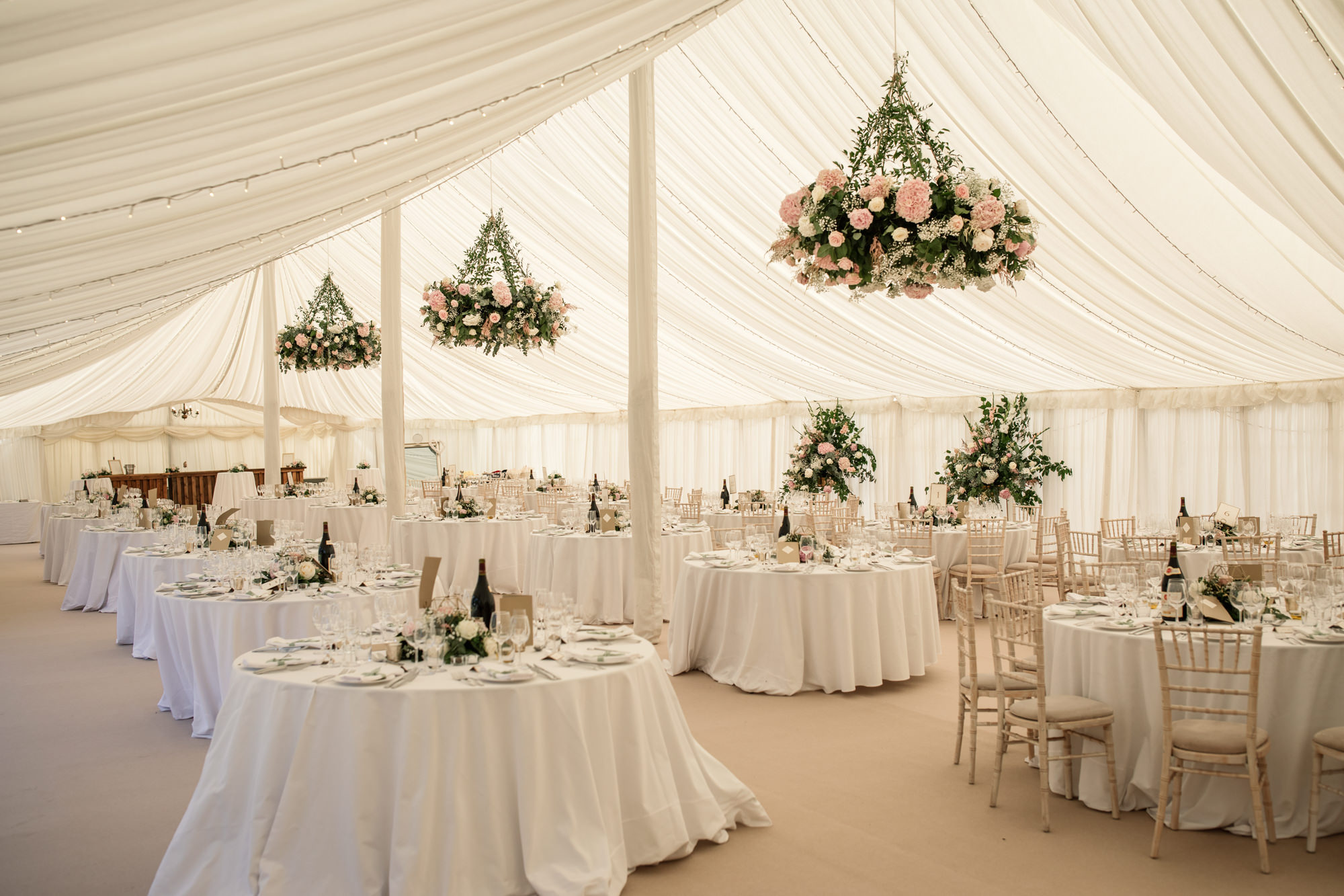 Relaxed Back Garden Marquee Wedding in the Hertfordshire Countryside – Emma & Simon