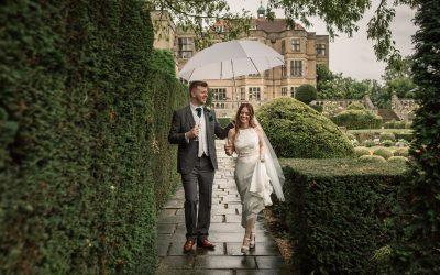 A Beautiful but rainy Fanhams Hall Wedding – Emma & Craig